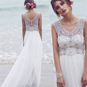 cheap plus size beach wedding dresses pluslookeu collection With cheap beach wedding dress