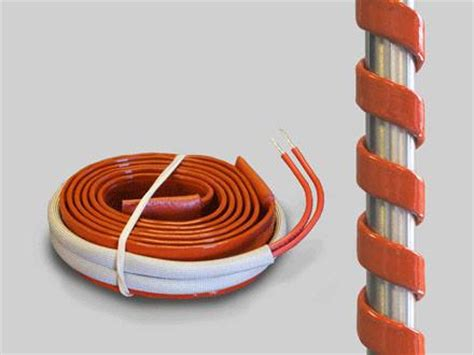 Heating Trace Tape Silicone Hts Amptek