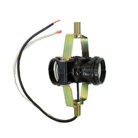 Lite Switch Less Cluster Lamp Socket Ebay