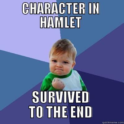 Hamlet Memes - rebecca mast shakespeare memes