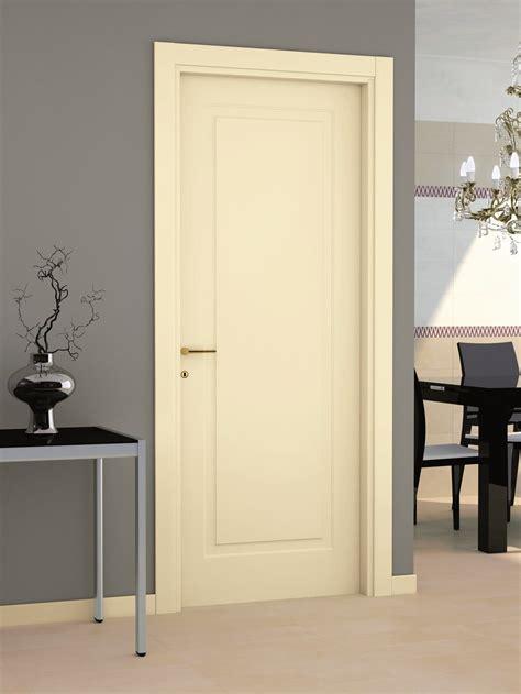 1 Panel Interior Door