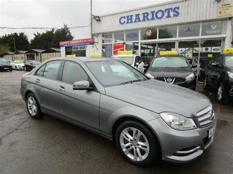 His mercedes c220 saloon amg is stunning and comes with a great spec including amg sport plus pack, bluetooth and more! 2013 Mercedes-Benz C Class 2.1 C220 CDI BlueEFFICIENCY SE ...