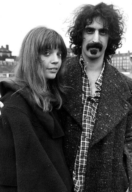 foto de Gail Zappa Keeper of Her Rock Star Husband s Legacy Dies