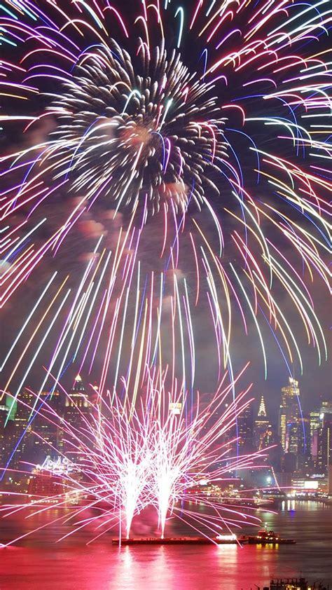 July 4th Fireworks Wallpaper