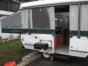 Fleetwood Tent Trailers