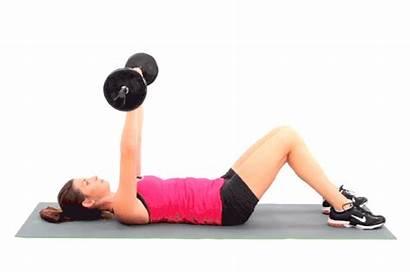 Skull Crusher Exercises Crushers Livestrong Exercise Massage