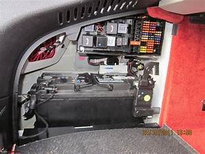 2005 Bentley Continental Gt Fuse Box Diagram  Driver Side