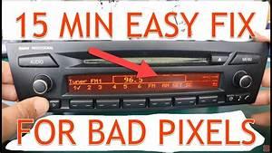 Diy Pixel Repair Instructions For Bmw E90  E91  E92