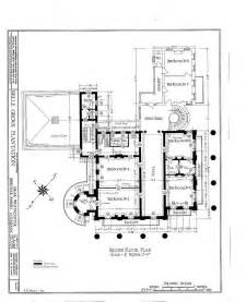 plantation house floor plans second floor plan southern antebellum homes and plantations