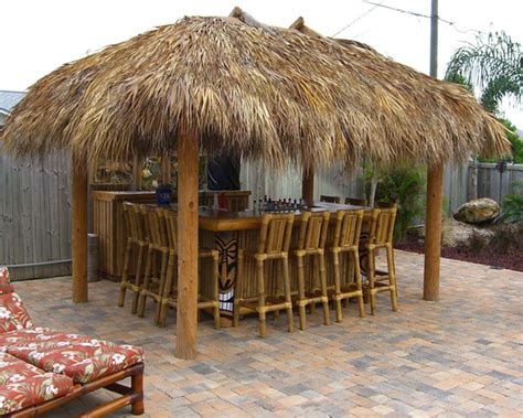 tropical tiki huts if you millions of dollars you could purchase