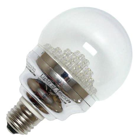 lights of america replacement bulbs lights of america 20354 2035led 65k 8 globe led light