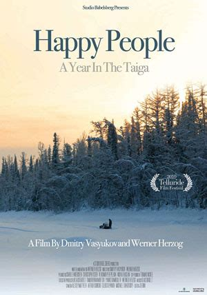 werner herzog siberia happy people a year in the taiga werner herzog in
