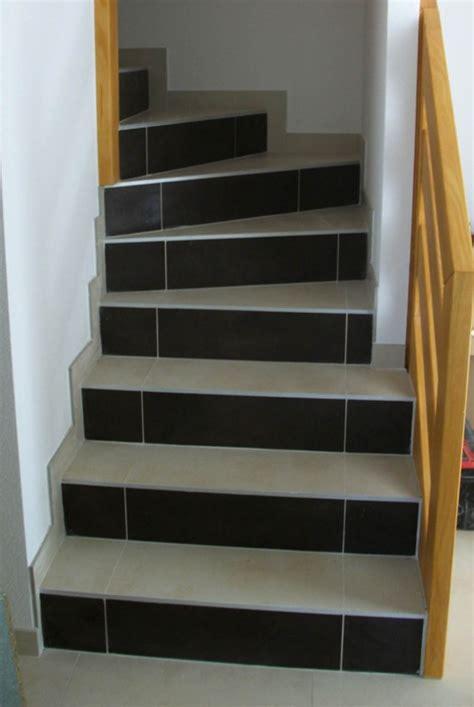 decoration escalier carrelage