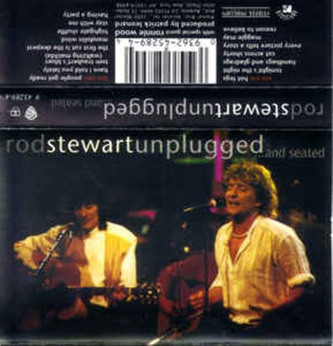 rod stewart  special guest ron wood unpluggedand