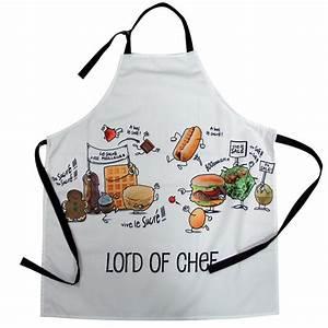 Tablier De Cuisine Homme : tablier de cuisine humoristique pour homme et femme ~ Melissatoandfro.com Idées de Décoration