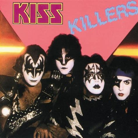 album cover parodies  kiss killers