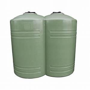 Regenwasserzisterne 5000 L : wassertank 5000 liter transportf sser 5000 liter heiz ~ Lizthompson.info Haus und Dekorationen