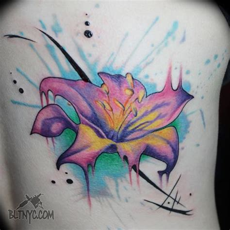 flower tattoo images designs