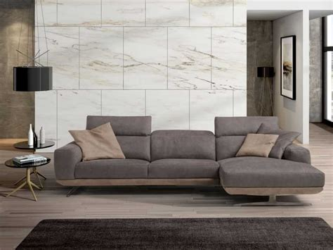 Gloria Sofa With Chaise Longue 294x163 Cm