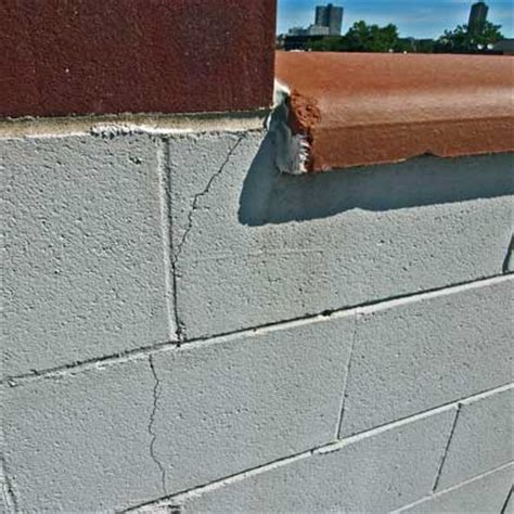 clay coping tiles to vertical surfaces masonry