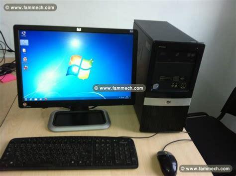 pc de bureau d occasion ordinateur de bureau d 39 occasion tunisie