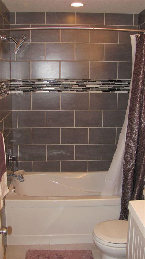 Decorating Ideas Tub Surround by Bathroom Grey Tile Tub Surround Ideas Search