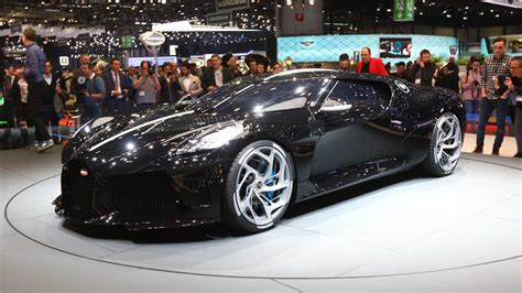 Most Expensive New Car Revealed