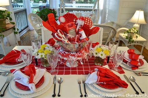 Cooking Or Kitchen Themed Bridal Shower Inspiration