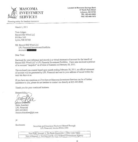 firsr citizens bnk cover letter mascoma cover letter citizens task on wind power