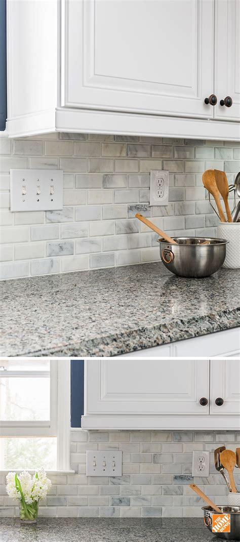 herringbone backsplash tile home depot best 25 kitchen backsplash ideas on