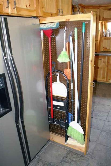 pull  broom cupboard google search home decor