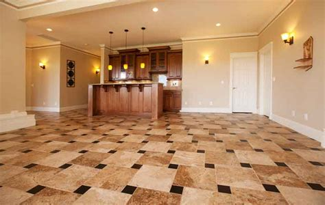 Basement Floor Ideas  Design And Decorating Ideas For