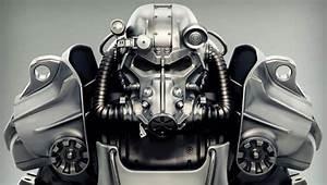 Power Armored Fallout 4 Warhammer Diorama Spikey Bits