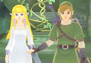 Can Link and Zelda ever be siblings in a future game ...