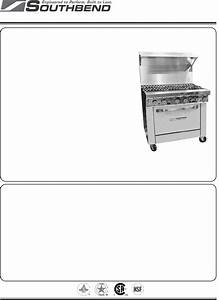 Download Southbend Convection Oven 536a Manual And User