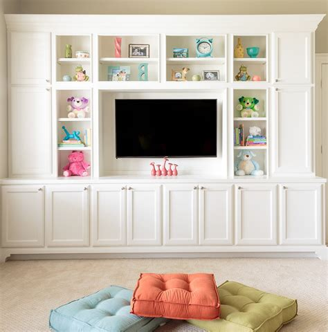 playroom storage ideas kids midcentury with bookcases