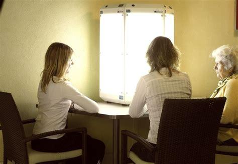 Lichttherapiel Depressie by Lichttherapie Lichttherapie
