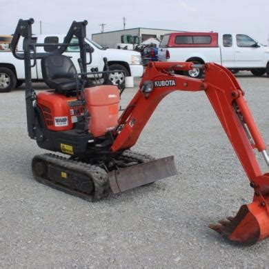 kubota   mini excavator  hours extendable uc fold  rops  sale  united states