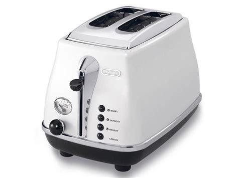 Icona White 2 Slice Toaster   Kitchen   Delonghi New Zealand