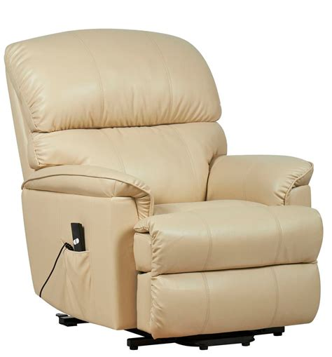 electric recliner chairs canterbury dual motor leather electric riser and recliner