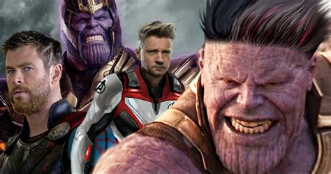 These Snappy Avengers Endgame Haircuts Send Marvel Fandom