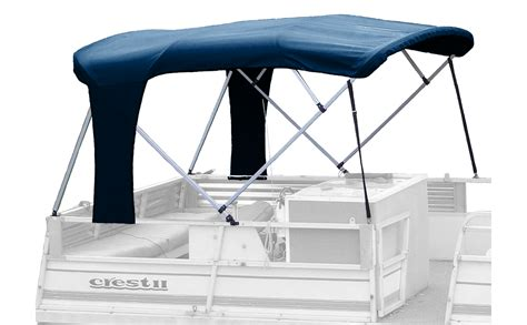 Pontoon Boats Bimini Tops by Boat Bimini Top Bimini Top For Boat Savvyboater