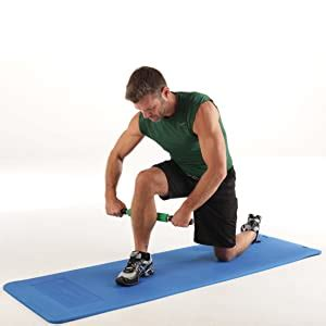 Amazon.com: TheraBand Roller Massager +, Muscle Roller