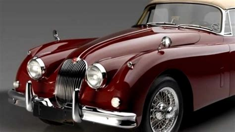 1961 Jaguar XK 150 3 8L Drophead Coupe a - YouTube