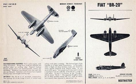 Fiat Br by Fiat Br 20 Cicogna Stork Italian Bomber Of World War 2