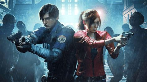 'resident Evil 2 Leon Vs Claire Differences Which