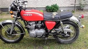 Honda 550 Four : 1977 honda cb550 four marshal exhaust youtube ~ Melissatoandfro.com Idées de Décoration
