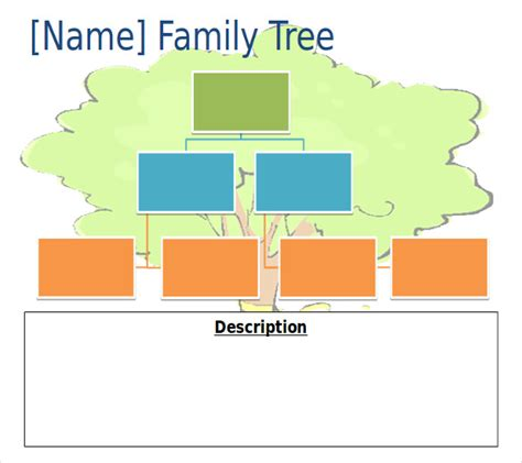 Powerpoint Genealogy Template by 8 Powerpoint Family Tree Templates Pdf Doc Ppt Xls