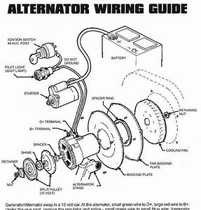 Wiring Schematic Alternator