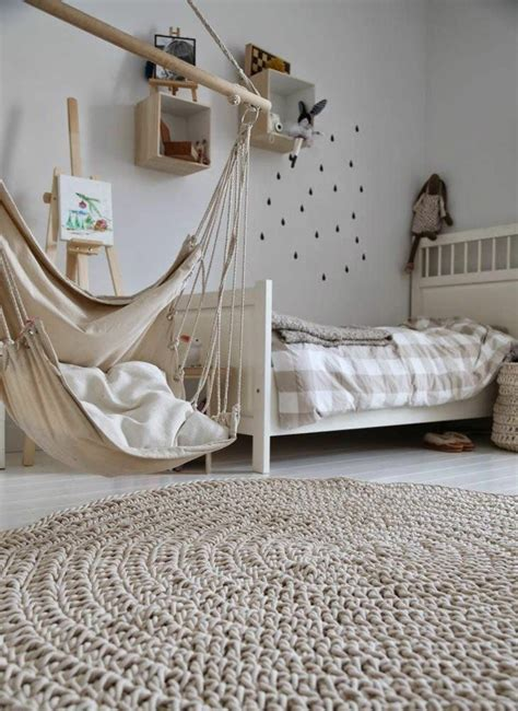 hammock in the garden or in the living room your